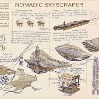 Nomadic Skyscraper