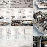 Amphibious Architecture - Projective Obsolescence of the Techno-Ruin