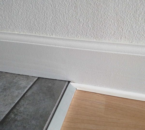 How to install baseboards for architects